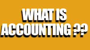 31-What is Accounting